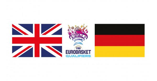 GB vs Germany