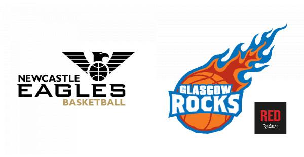 Eagles vs Rocks