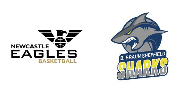 Eagles vs Sharks