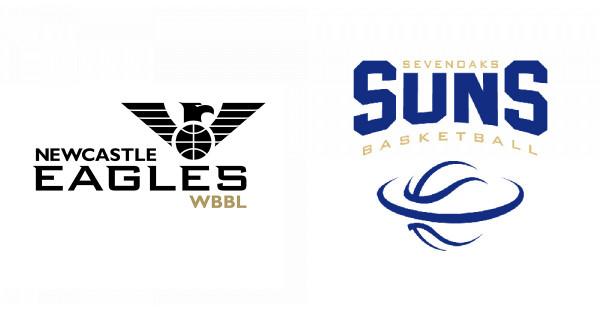 Eagles WBBL vs Suns